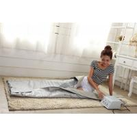 Buy cheap Weight Loss Far Infrared Blanket , 600W Portable Infrared Sauna Sleeping Bag from wholesalers