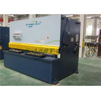 China Mini Manual Sheet Metal Cutting Machine With Hydraulic Swing Structures on sale