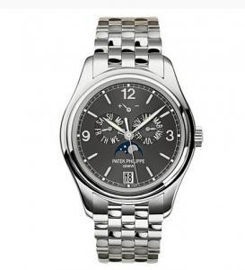 Buy cheap Patek Philippe Patek Philippe- series 5146/1G-010 mechanical men's Chronograph complex fun product