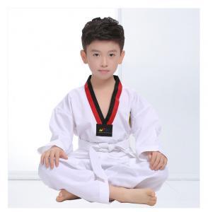 China WTF Top quality Light Material Martial Arts Taekwondo Uniform/Dobok/kimono taekwondo gi on sale
