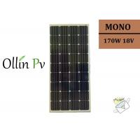 Grade A / B Monocrystalline Silicon Solar Cells 170w Solar Panels India