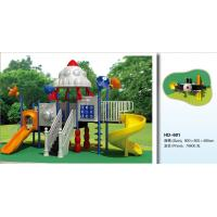 Buy cheap TUV Certificate Appoval Kids Outdoor Amusement Park Good Quality Kids Playground from wholesalers