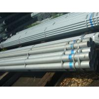Buy cheap BS1387/ GB/T 3901 schedule40 galvanized steel pipe& erw pipe product