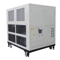 Buy cheap Industrial Air Cooled Chiller Unit for Mould Cooling 3N - 380V 50HZ Power product