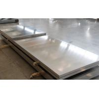 Buy cheap 3003 Brushed Aluminium Alloy Sheet 1200 - 2650 Mm Width Corrosion Resistance product