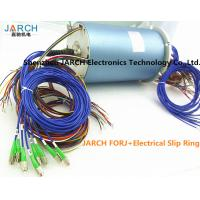 Buy cheap FORJ / Fiber Optic Rotary Joint Subsea Connector 4 Channels 6 Circuits Electro from wholesalers