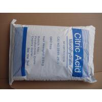Buy cheap citric acid monohydrate for food additives product