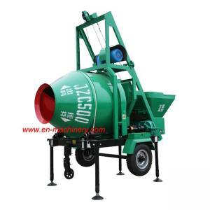 Buy cheap Hydraulic Concrete Mixer Concrete Mixing Machine Cement Mixing Equipment product