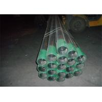 Buy cheap Anti Corrosion Seamless Carbon Pipe Plastic Seamless Steel Pipes Or Riser Pipe product
