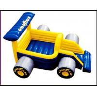 Buy cheap Indoor/Outdoor Inflatable Bounce Car House For Best Price Kids Inflatable Bouncer product