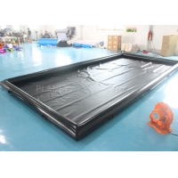 Buy cheap Customized 6x3m 0.6mm PVC Inflatable Car Wash Mats product