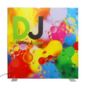 Buy cheap Double Side Frameless SEG Light Box , LED Backdrop Fabric Light Box product