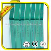 Buy cheap 3-19mm Thick Tempered Safety Glass for Building from wholesalers