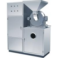 China Stainless Steel Grinding Pulverizer Machine , Food Pulverizer Machine With Dust Collecting System on sale