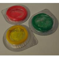 China  Male Natural latex condoms Lubricated high quality  for sale
