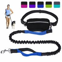 Buy cheap Flexible Long Extendable Dog Lead Comfortable Hands Free With Dual Handles product