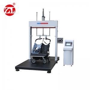 China Pram Industry Baby Stroller Testing Machine Pram Lift And Under Draught on sale