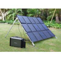 Buy cheap 400 Watt Camping Emergency Power Generator , Portable Solar Power Systems product
