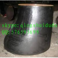 China Butt Welding Galvanized Pipe Fitting Eccentric Reducer on sale