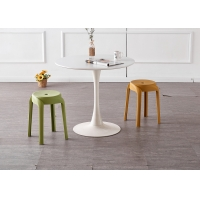 Buy cheap Anti Skid Noise Reduction Stackable Plastic Dining Chairs product