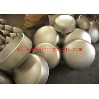 Buy cheap Stainless steel Cap A403 WP304 L / WP316 L / WP321 H / WP347  ASME B16.9 product