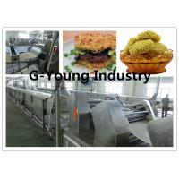 Buy cheap highly automatic Fried Noodles Making Machine fried instant noodles production lines product