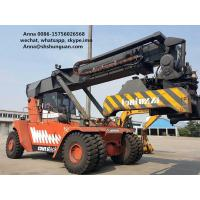 Buy cheap Lifting Equipment 45 Ton Used Reachstacker Manual Pallet Truck Type product