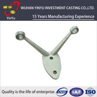 C45 Steel Investment Casting Construction Machinery Parts High Precision