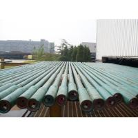 Buy cheap Integral Heavy Weight Drill Pipe , Welded Drill Steel Pipe Hwdp In Aisi 4145h Material from wholesalers
