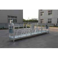 Buy cheap 100m - 300m Suspended Access Platforms 220v For High Rise Building Painting from wholesalers