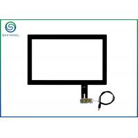 Buy cheap 18.5 Inch ILI2302 USB Controller Capacitive Multi Touch Screen For POS Kiosk And from wholesalers