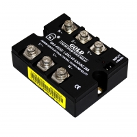 Buy cheap 3 Phase Solid State Relay 100A product