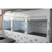 Buy cheap 1500-3000 M3/H Laboratory Fume Hood For Inspection And Testing Center product