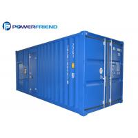 Buy cheap 1000KVA 800KW Container Type Perkins Diesel Generator For Mining Use , High Efficiency product