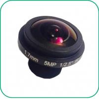 Buy cheap Clip On Phone Lens Fish Eyes Lens 185° Wide Angel 5MP Pixel MTV Mount product