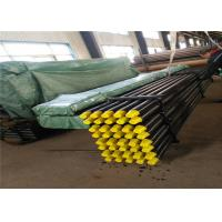 Buy cheap API Standard HDD Pipe Drilling Tools / Steel Drill Pipe High Elasticity product