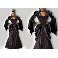 Buy cheap Wicked Queen 1056 Female Halloween Costumes , New Queen Elsa Dress Adult Princess Costume product