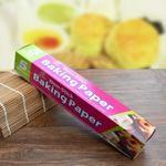 Buy cheap White Non Stick Baking Paper , Grease Proof Non Stick Parchment Paper product