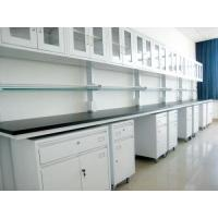 Buy cheap Modular Medical Lab Table Dental Laboratory Furniture With Wall Hanging Cabinet product