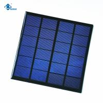 Buy cheap 2.3W Lightweight Silicon Solar PV Module ZW-145145-6V transparent thin film solar panel 6V product
