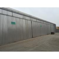 Buy cheap All aluminum fully automatic steam heating 60m3 timber drying system/timber from wholesalers