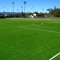Buy cheap Forever Green Artificial Grass Football Pitch / Football Artificial Turf Long Service product
