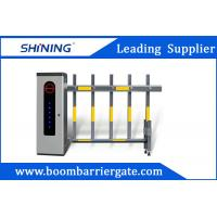 Buy cheap 60W 2 Fence Security Parking Lot Barrier Gate , Vehicle Boom Barrier For Outdoor product