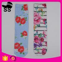 Buy cheap 2017 Rose Flower Online Shopping Daily Life Cheap Nice On Foot Colorful Stockings Long Women Girls Sock product