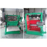 Buy cheap Small Expanded Metal Mesh Making Machine For Produce Material Copper Foil product