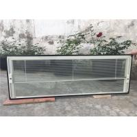 Buy cheap Impact Resistant Blinds Inside Glass Single Double Tempering Coating product