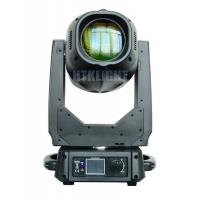 Buy cheap 20CH LED Beam Moving Head Light 380 W MSD Osram 0 - 100% Linear Dimmer product