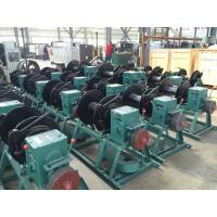 Buy cheap High Efficiency Drill Rig Parts Coring Winch / Wireline Winch JS -1 1500M product