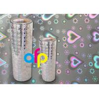 Buy cheap 3 Inch Core Metalized Polyester Film , Various Color Thermal Lamination Films product