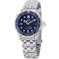 Buy cheap Omega Watch Men's 212.30.36.20.03.001 'Seamaster300' Blue Dial Stainless Steel from wholesalers